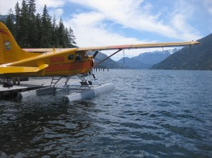 See it by float plane